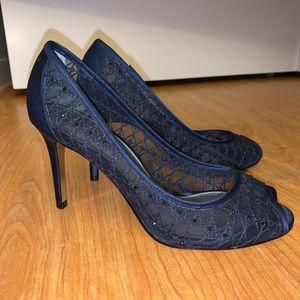 Brand New! Adrianna Papell open toe stilettos